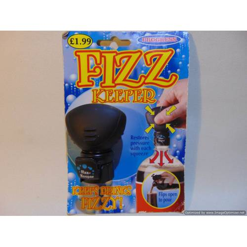 Fizz keeper