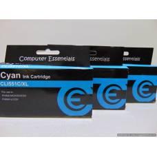 CANON CLI551C/XL