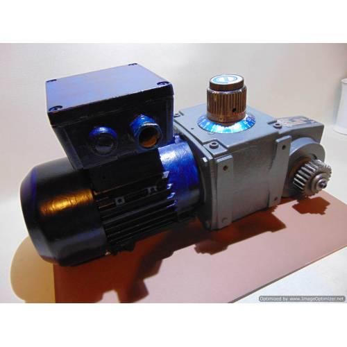 Elektrodzinējs ar reduktoru
