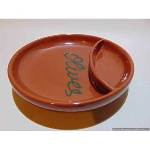 Olīvu šķīvis