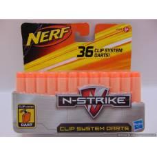Šautriņas N-strike clip system
