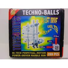 Konstruktors TechnoBalls