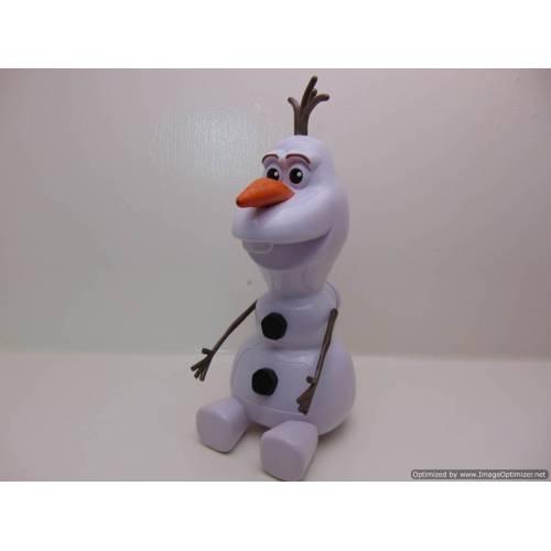 Burkānrīve OLAFS no Frozen
