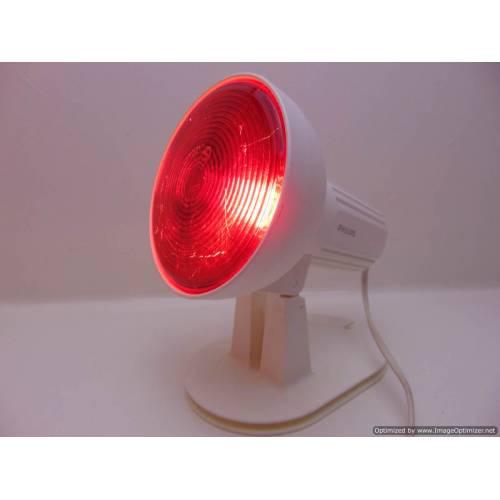 Infrasarkanās gaismas lampa