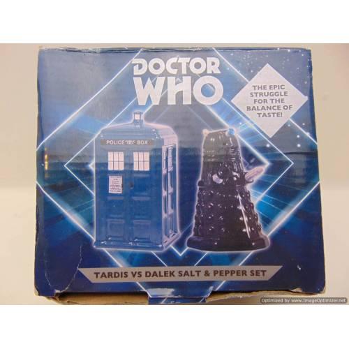 Garšvielu trauciņi Doctor WHO