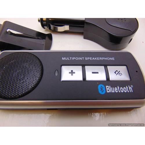 Auto bluetooth skaļrunis