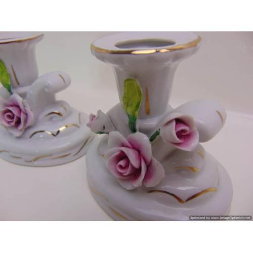 Keramikas svečturi 2 gab