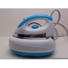 Tvaika gludināšanas sistēma
