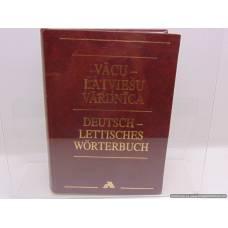 Vācu-Latviešu vārdnīca