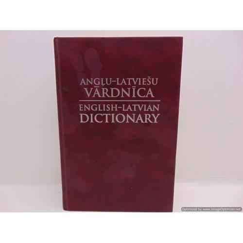 Angļu-Latviešu vārdnīca