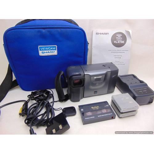 Videokamera SHARP