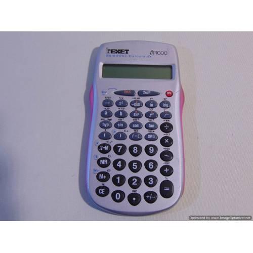 Kalkulators TEXET