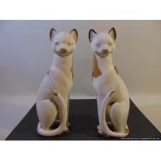 Figūriņas Divi kaķi