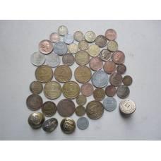 Monētas, pogas, zīmogs