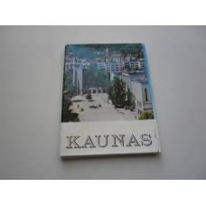 Bildes KAUNAS, Lietuvā 1879 gads