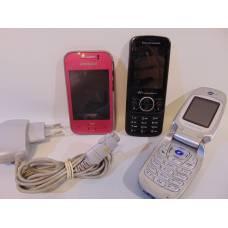 Mobilie telefoni 3gb.