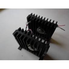 Alumīnija radiators 100x