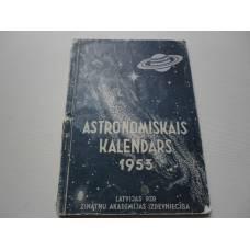 Astronomiskais kalendārs