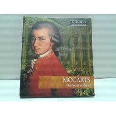 "CD Mocarts ""Mūzikas šedevri"""