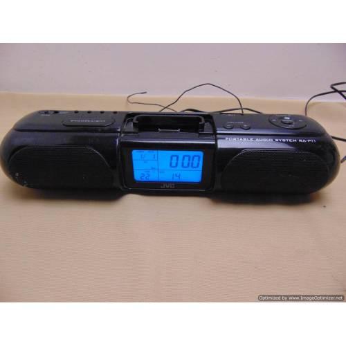 Audio sistēma JVC