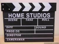 Directors clap wall art
