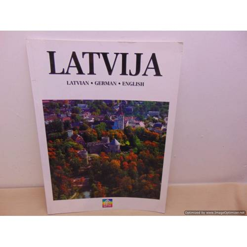 Fotoalbums Latvija