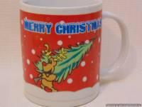"""Krūzīte """"Priecīgus Ziemassvēkus"""""""