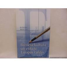 Biznesa kultūra un etiķete Eiropas valstīs