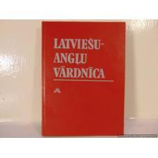 Latviešu-Angļu vārdnīca