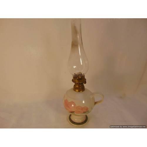 Keramikas petrolejas lampa