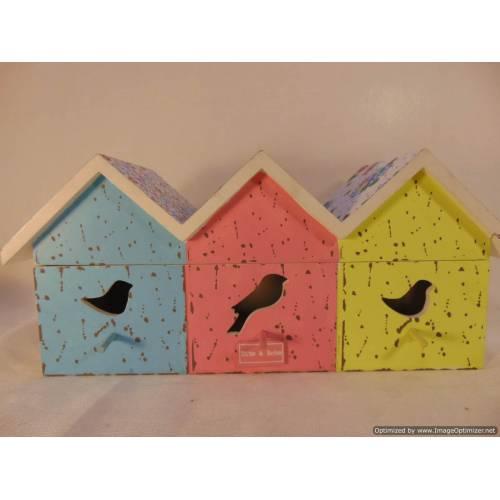 Kaste - putnu māja
