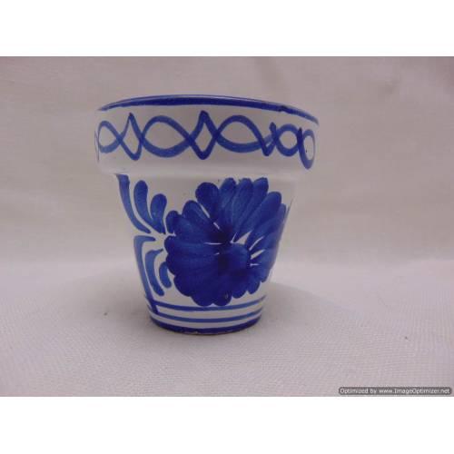 Keramikas puķu podiņš