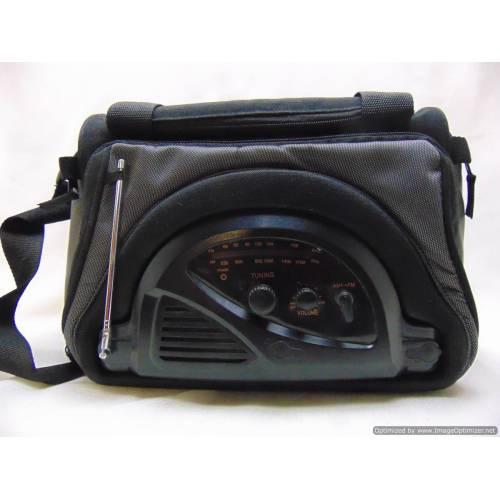 Aukstuma soma ar radio