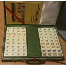 Galda spēle Madžongs ''Mahjongg'' vintaža stila no Ķinas.